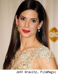 Sandra Bullock Not Attending Kids' Choice Awards