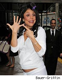 Tags: bethenny frankel , real housewives of new york city