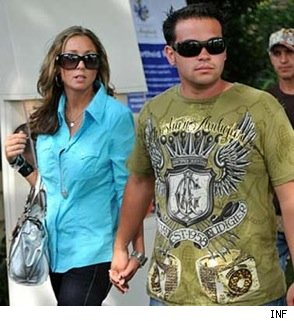Hailey Glassman and Jon Gosselin