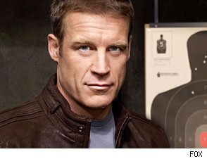 Mark Valley in 'Human Target'