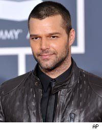Ricky Martin Comes Out: I'm Gay