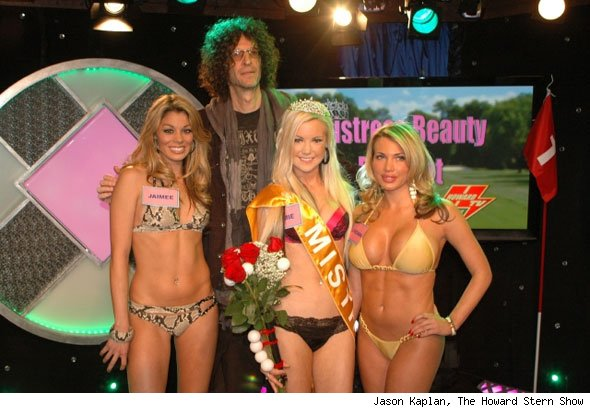 howard shakira stern. in Howard Stern Pageant