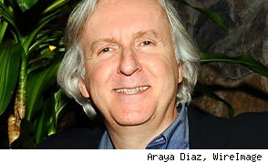 James Cameron in the Amazon