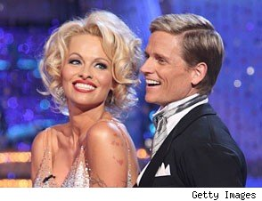 Pam Anderson Dancing With the Stars