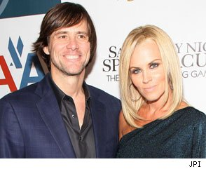 Jim Carrey Jenny McCarthy Break Up