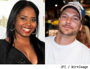 Shar Jackson, Kevin Federline Celebrity Fit Club