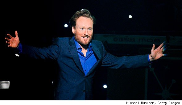 Conan O'Brien comedy tour