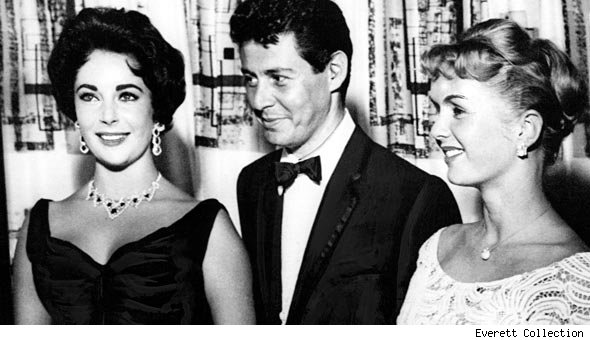 Eddie Fisher, Ex Husband Of Debbie Reynolds And Elizabeth Taylor, And  Father Of Carrie Fisher Has Died