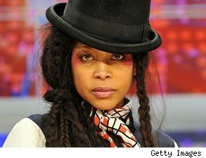 Erykah Badu Fined