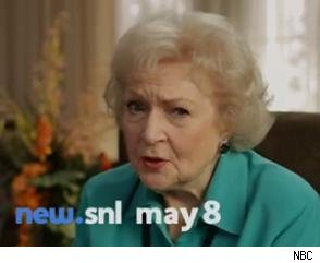 Betty White SNL