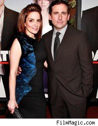 Tina Fey and Steve Carell in 'Date Night'