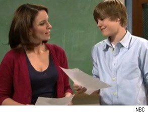 Justin Bieber SNL, Tina Fey and Saturday Night Live