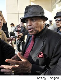 Joe Jackson slams suicide reports