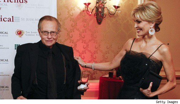 Larry King Divorce Drama