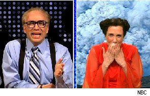 Larry King and Bjork