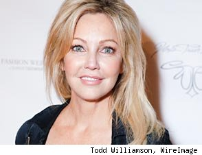 Heather Locklear Arrested