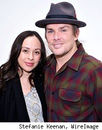 Mark McGrath and Carin Kingsland