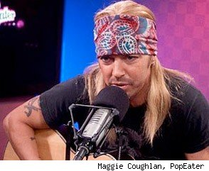 Bret Michaels Wake-Up Call