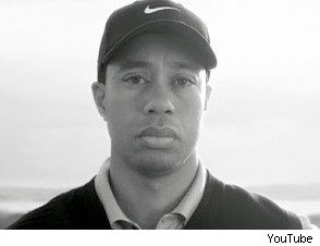 Tiger Woods' ad