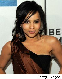 Zoe Kravitz Talks Gabby Sidibe