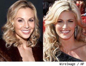 Elisabeth Hasselbeck / Erin Andrews