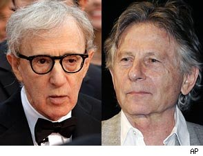 Roman Polanski and Woody Allen