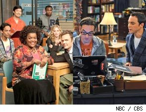 Community and Big Bang Theory