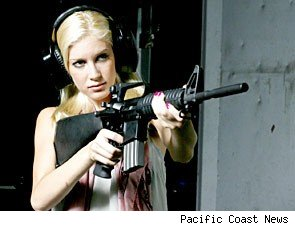 Heidi Montag Transformers 3 Audition Video