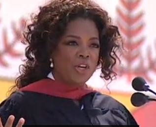 Oprah Winfrey Commencement Address