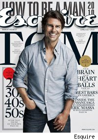 Tom Cruise Talks Suri, Jumping on Oprah's Couch