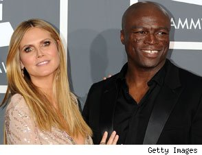 Heidi Klum and Seal Renew Vows
