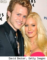 Heidi Montag's 'Hills' Gal Pal Talks Split from Spencer