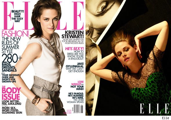 Kristen Stewart on Crazed Twi-hards, Seeming 'Miserable'