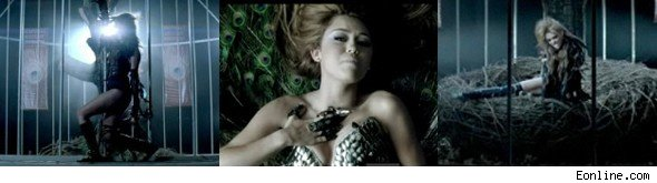 Miley Cyrus Can't Be Tamed Video