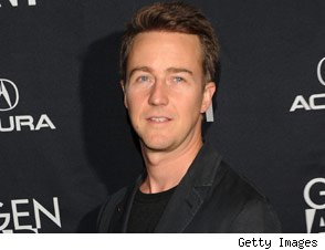 Edward Norton's Crowdwise Charity