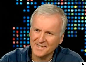 James Cameron on 'Larry King Live' CNN