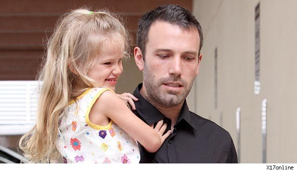 Ben Affleck Father's Day
