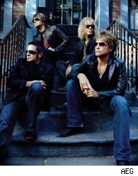 Bon Jovi 'The Circle World Tour' video