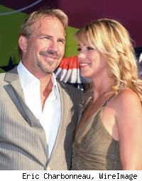 Kevin Costner Welcomes Seventh Child