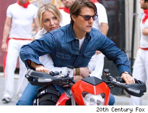 Tom Cruise's Troubles: As Clear as 'Knight and Day'
