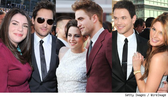 'Eclipse' Premiere Photos: Pattinson! Lautner! Stewart!