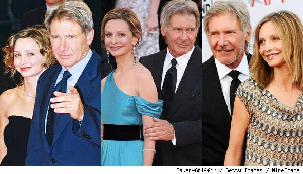 Harrison Ford and Calista Flockhart Married