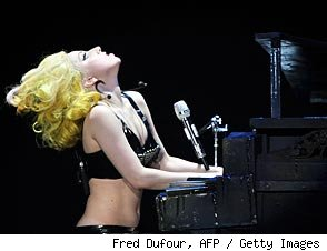 Lady Gaga Plays New Song, Piano Rocker 'You and I'