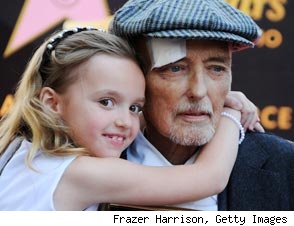 Dennis Hopper's Divorce-Torn Daughter Missed Funeral