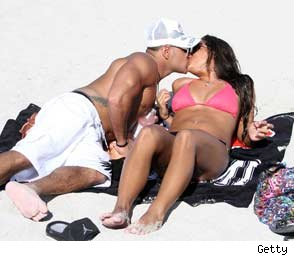 Ronnie Ortiz-Magro and Sammi