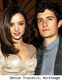 Orlando Bloom and Miranda Kerr Get Engaged