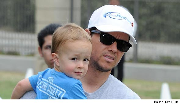 Mark Wahlberg Father's Day