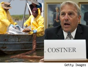 Pop Culture and the Oil Spill: Whoopi and Costner Weigh In