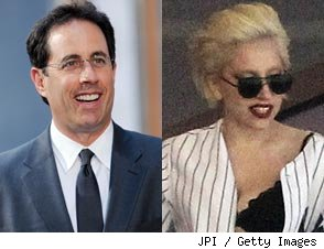 Jerry Seinfeld Calls Lady Gaga a Jerk