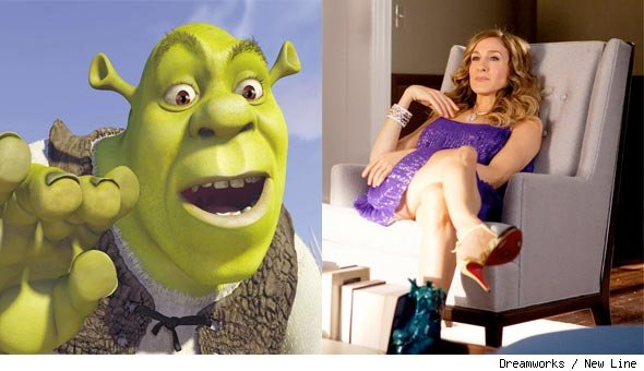 'Shrek' Stomps 'Sex and the City 2' at Box Office